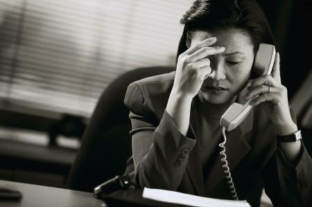 9 milioni di italiani soffrono di stress da lavoro