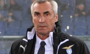 Reja, allenatore della Lazio critica i tifosi