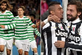 juventus-Celtic
