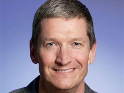 il nuovo ceo della casa di Cupertino il quale sostituirà Steve Jobs